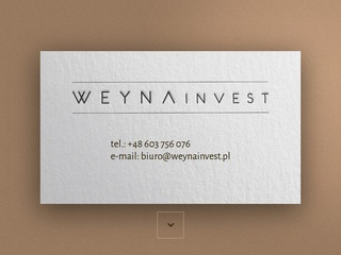 Weynainvest.pl lokal usługowy Toruń