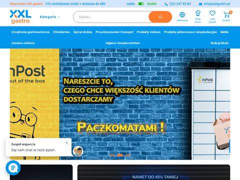 XXLgastro.pl - kuchenki i chłodnie