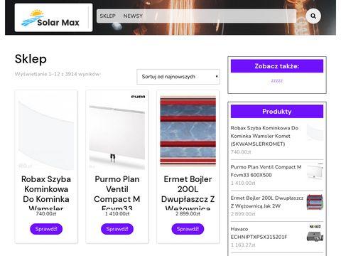 Reklamy świetlne Łódź