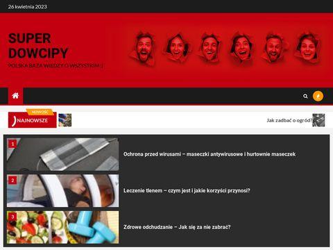 Superdowcipy.com blog online firmowe informacje