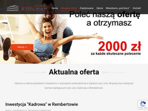 Stolmardevelopment.pl segmenty Rembertów