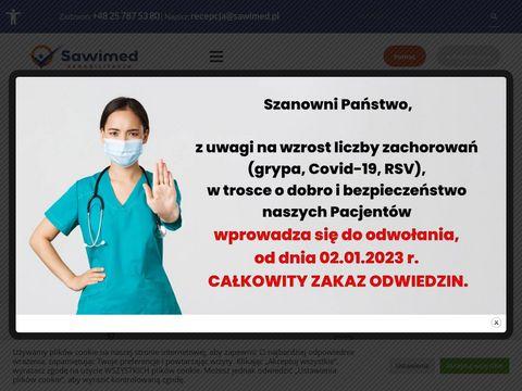 Sawimed.pl - fizjoterapia
