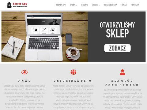 Detektyw Wrocław - secretspy.pl