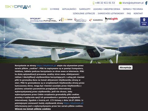 Samoloty ultralekkie Skydream