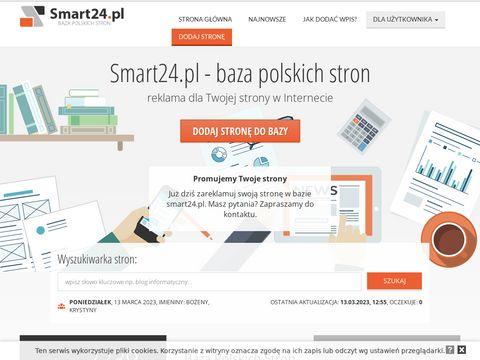 Smart24.pl - reklama przez internet