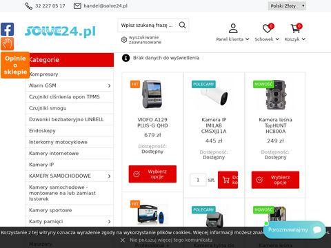 Elektronika sklep internetowy - solve24.pl