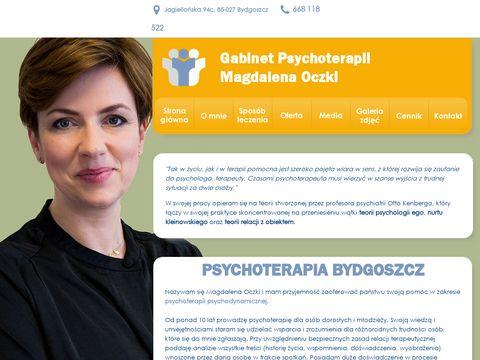 Psychoterapia w Bydgoszczy