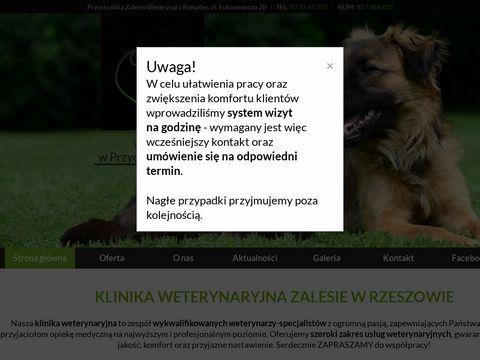 Przychodniazalesie.pl weterynaryjna