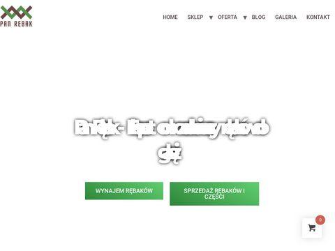 Panrebak.pl wynajem Wrocław
