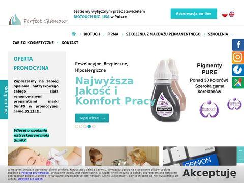 Perfect Glamour makijaż permanentny Wrocław