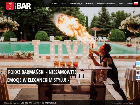 Agencja barmańska - Barman na wesele