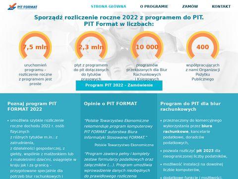 Pit-biuro.pl program dla biur rachunkowych