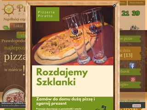 Piratto.pl - pizzeria Bydgoszcz