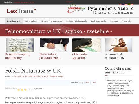 LexTrans