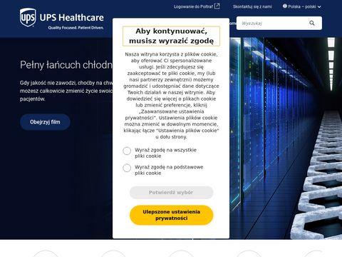 Transport farmaceutyków Poltraf
