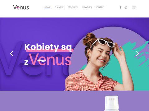 Venus - kosmetyki dla kobiet