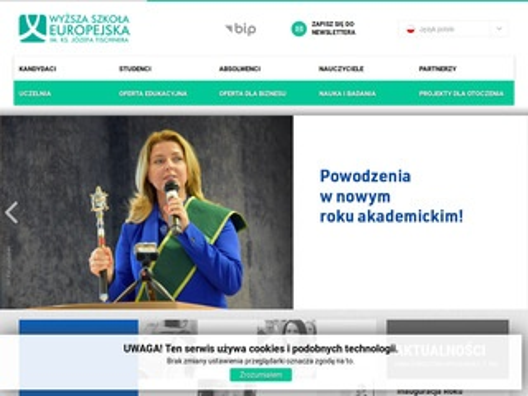 Wse.krakow.pl studia pierwszego stopnia