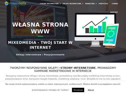 Webstart.com.pl - strony internetowe