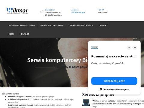 Wikmar serwis laptopów i komputerów