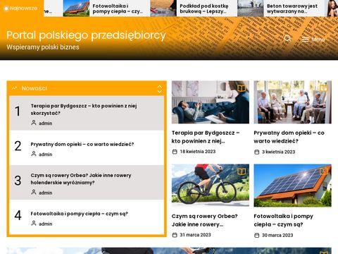 Temaciarnia.com.pl firmy i usługi blog branżowy
