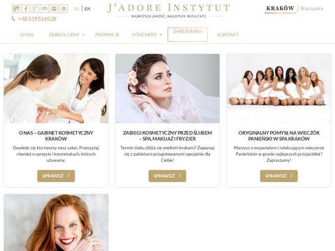 Jadoreinstytut.com - powiększanie ust Warszawa
