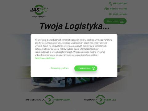 Jasfbg.com.pl firma transportowa