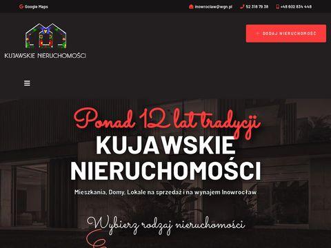 Kujawskienieruchomosci.pl - Inowrocław domy