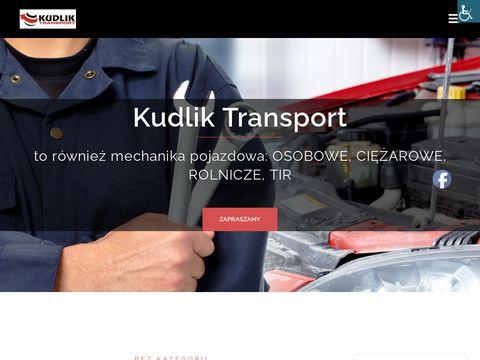 Wynajem busów - Kudlik Transport