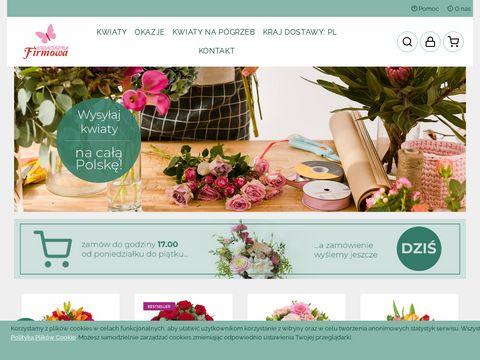 Kwiaciarnia Firmowa