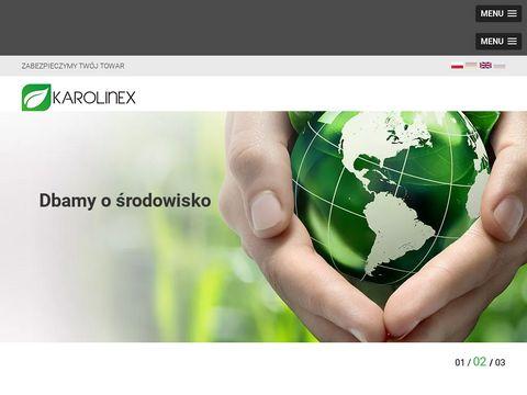 Karolinex-worki.pl - przekładki foliowe małopolska