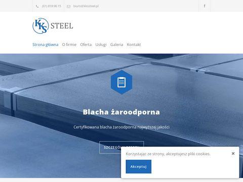 KKS Steel - hurtownia staliczone są na najwyższym