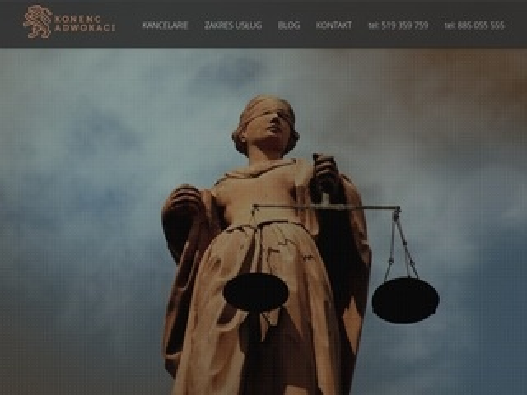 Adwokat Wronki - konenc.pl