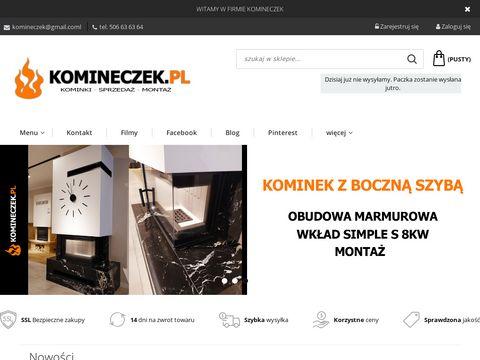 Komineczek.pl - sklep z kominkami Kraków