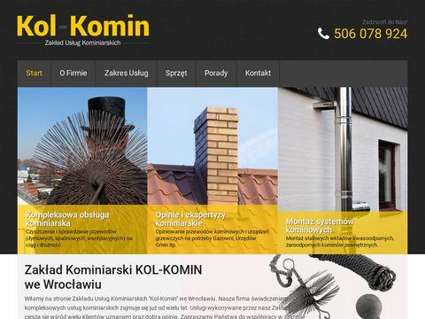 Kol-Komin usługi kominiarskie