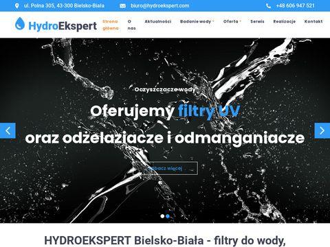 Hydroekspert.com odmanganianie wody Bielsko