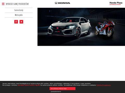 Hondaplaza.pl - dealer honda