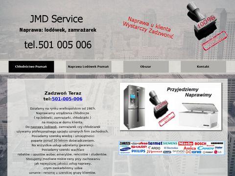 Serwis lodówek i zamrażarek Poznań