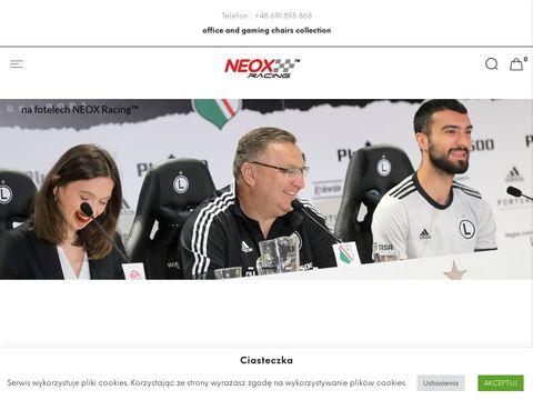 Neox-racing.com - wygodny fotel do grania