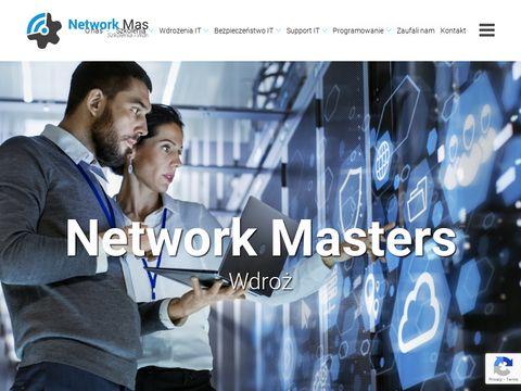 Kursy excel i wdrożenia it - Network Masters