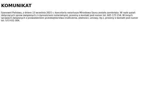 Notariusz-silesia.pl - Katowice