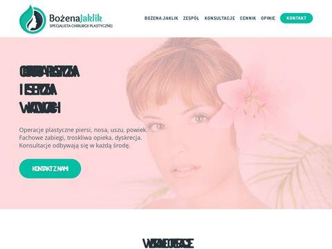 Operacje plastyczne Śląsk