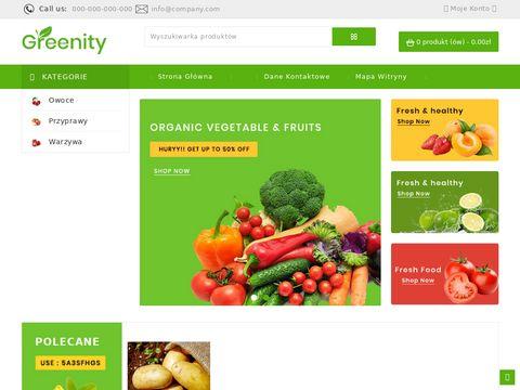 Organiczny Sklepik - sklep ze zdrową żywnością