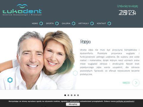 Lukadent.pl - ortodonta Warszawa