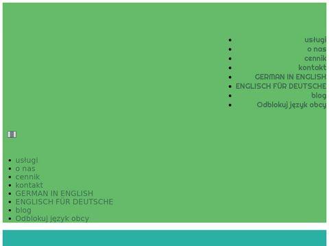 Linguaboutique.pl angielski Żary