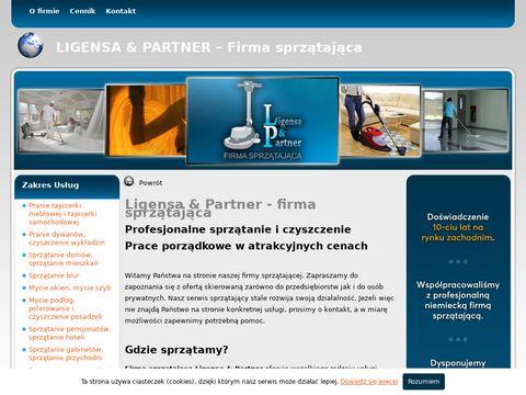 Ligensa & Partner - firma sprzątająca