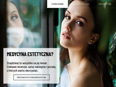 M-technology.info medycyna estetyczna - informacje