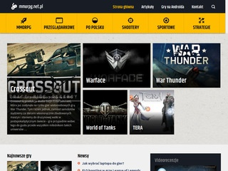 Mmorpg.net.pl - gry online