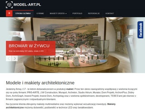 Model-Art - makiety architektoniczne