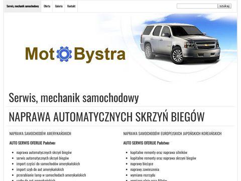 Motobystra.pl - mechanik samochodowy Bielsko-Biała