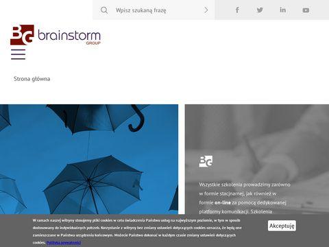Brainstorm.biz.pl - szkolenia sprzedażowe